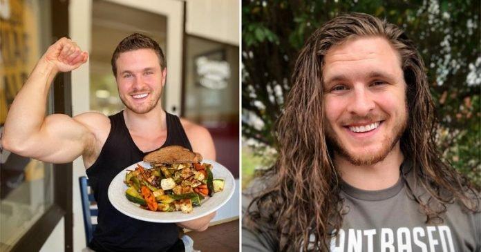 """Eltűntek a pattanásai, miután áttért a vegán étrendre: """"A vegán étrend megváltoztatta az életemet."""