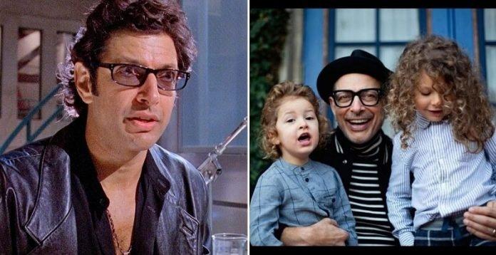 Jeff Goldblum, aki 62 évesen lett először édesapa, attól tart, hogy túl korán el kell búcsúznia a fiaitól