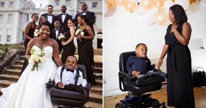 Sok kritikát kap a fogyatékkal élő férfi és egészséges párja: